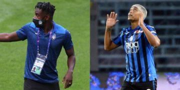 Zapata y Muriel, las armas colombianas del Atalanta contra el PSG