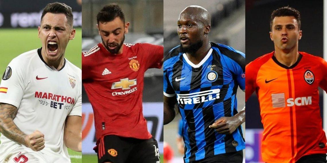 Semifinales de Europa League: Sevilla vs Man U, Inter vs Shakhtar
