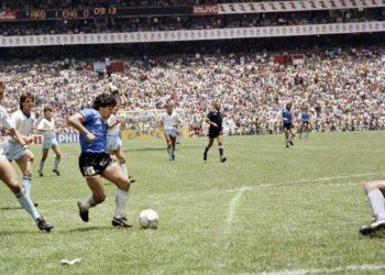 Día del Futbolista Argentino cambia de fecha en honor al Gol del Siglo