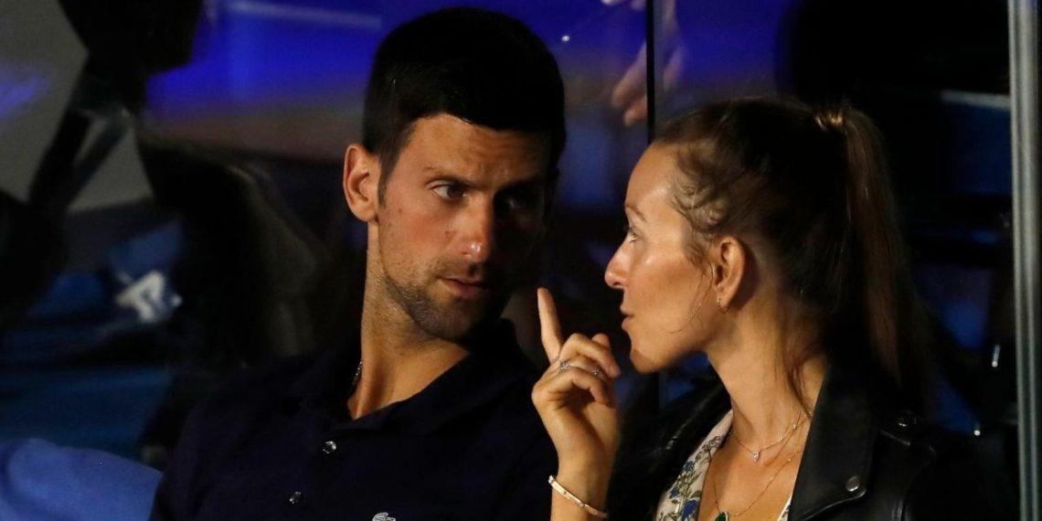 Djokovic en US Open: el N° 1 del mundo estará en el Grand Slam