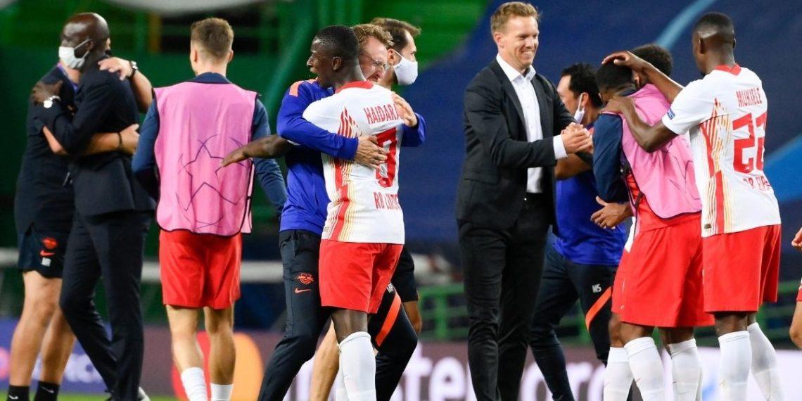 Leipzig a semifinales de Champions: Atlético de Madrid fue sorprendido