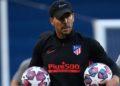 Presidente del Atlético de Madrid da su apoyo a Simeone