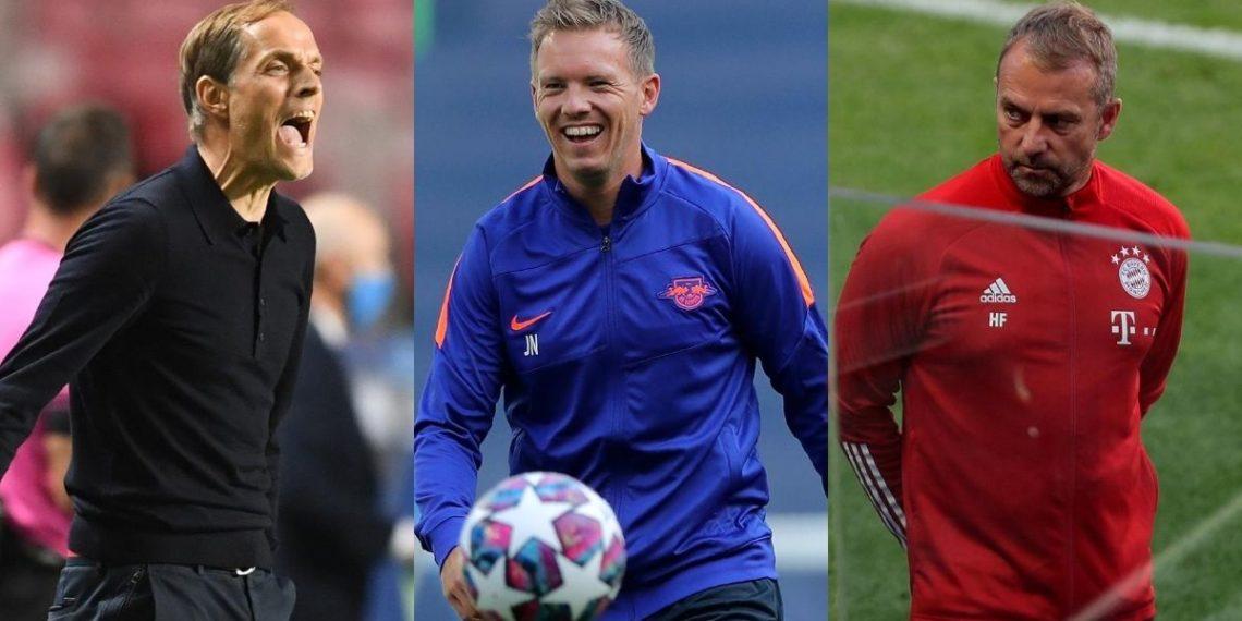 Semis de Champions: cuatro equipos, tres entrenadores alemanes