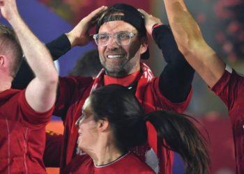 Jürgen Klopp es designado entrenador del año de la Premier League
