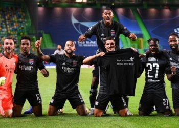 Lyon a semifinales de Champions: cayó Guardiola con sus Citizens