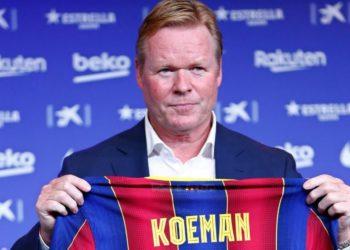 Presentación de Koeman: cinco frases del nuevo entrenador del Barcelona