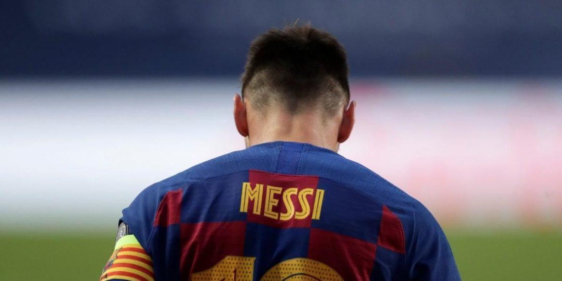 Reunión Messi-Koeman: Leo dice tener un pie afuera del Barcelona