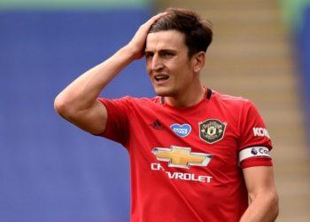 Harry Maguire, capitán del Manchester United, arrestado en Grecia