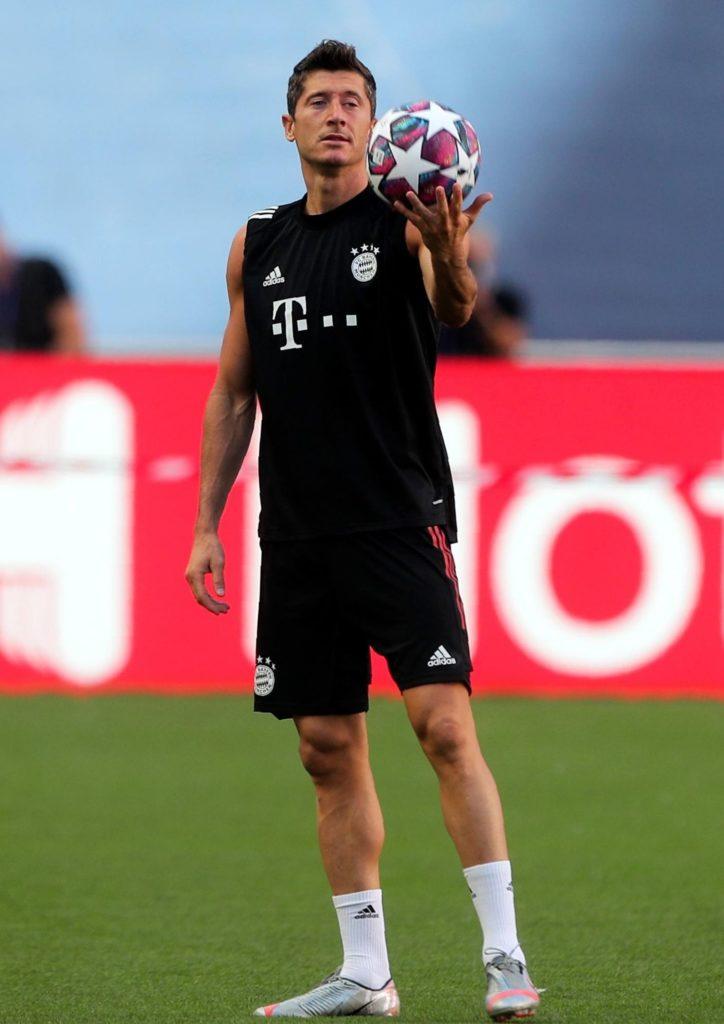 Final de Champions PSG vs Bayern: la oportunidad de Lewandowski