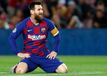 Traspaso de Messi costaría más de 222 millones de euros