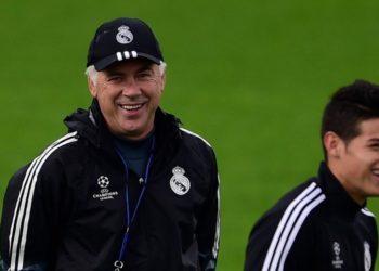 Everton cerca de cerrar acuerdo con el Madrid por James Rodríguez