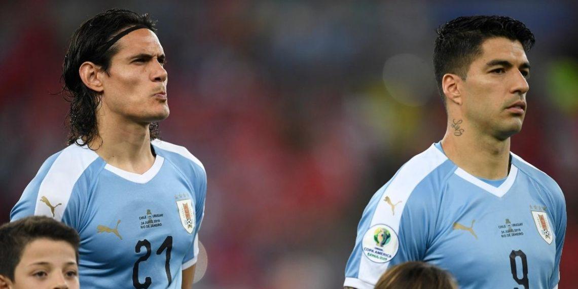 Luis Suárez y Edinson Cavani en la mira de la Juventus de Turín