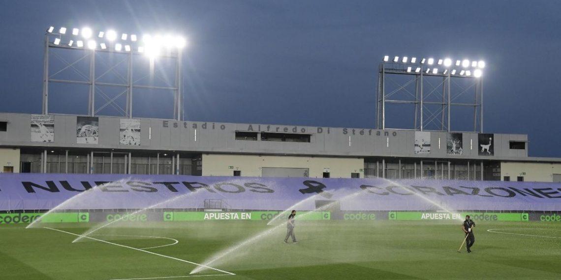 Real Madrid seguirá en el Alfredo Di Stéfano en LaLiga y Champions