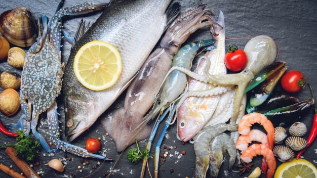 Eliminar el olor a pescado