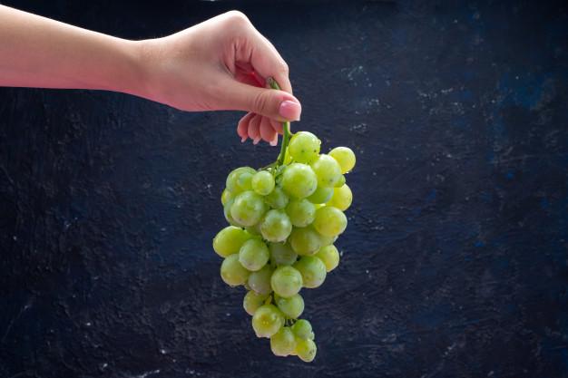 Aceite de uva para la cara