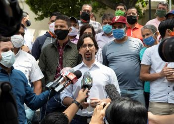Presos políticos y Freddy Guevara