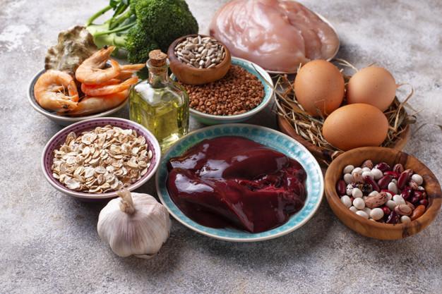 Alimentos buenos para la anemia