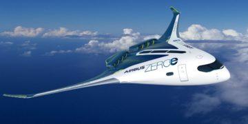 Airbus presenta aviones que funcionan con hidrógeno