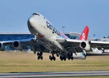 aviones para distribuir la vacuna para el coronavirus