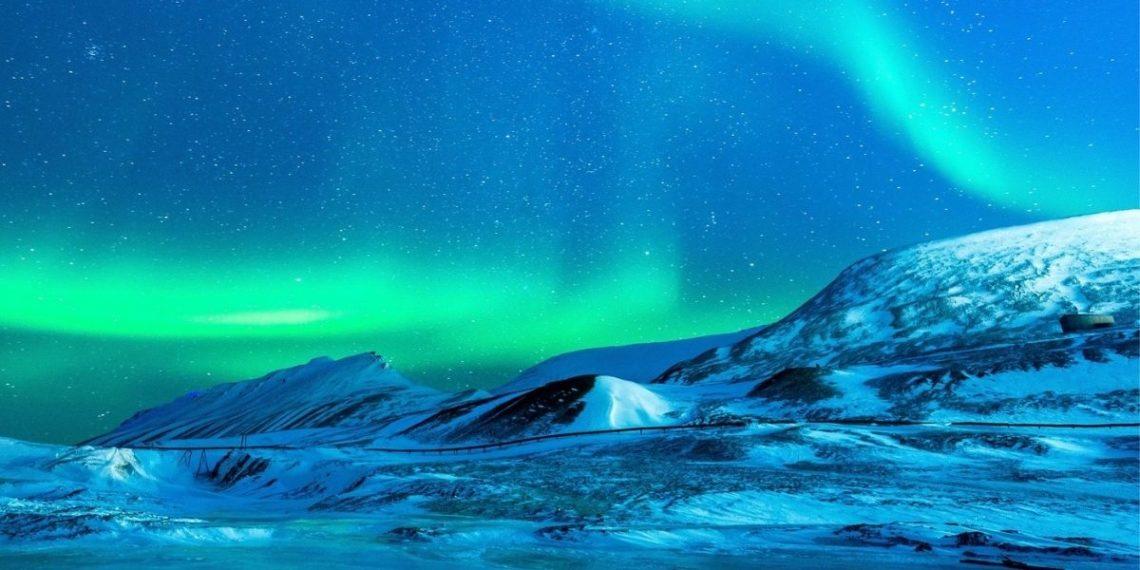 el clima en el Ártico ha empezado a cambiar drásticamente