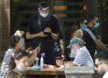 restaurantes y contagios del COVID-19