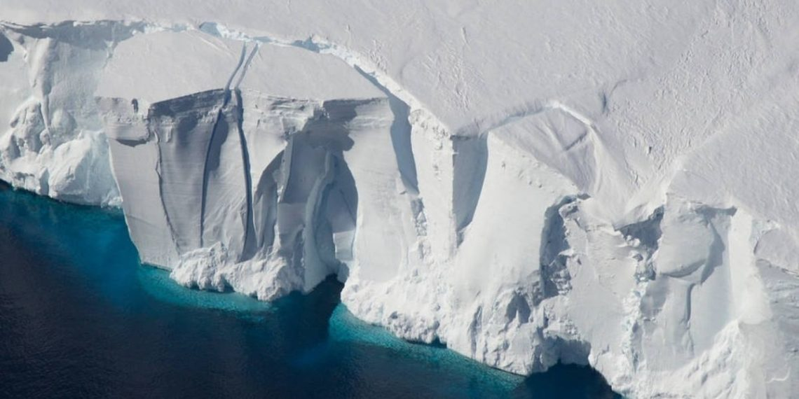 deshielo de los glaciares en Groenlandia y la Antártida