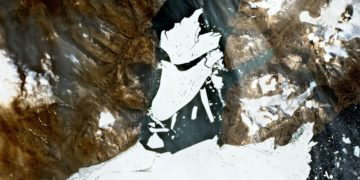 Glaciar de Groenlandia