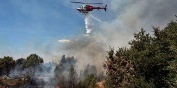 grave incendio en California