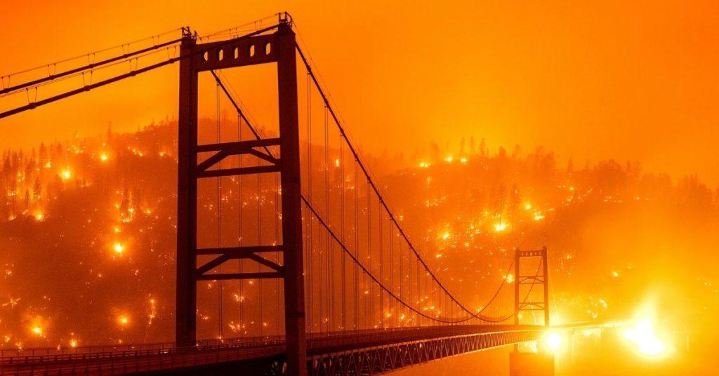 Incendios en Estados Unidos
