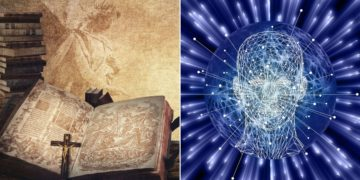 Jesús con inteligencia artificial