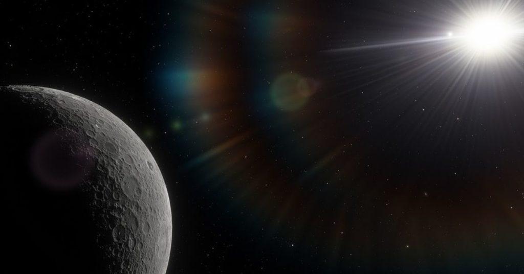 radiación en la Luna es mayor de los pensado según la NASA
