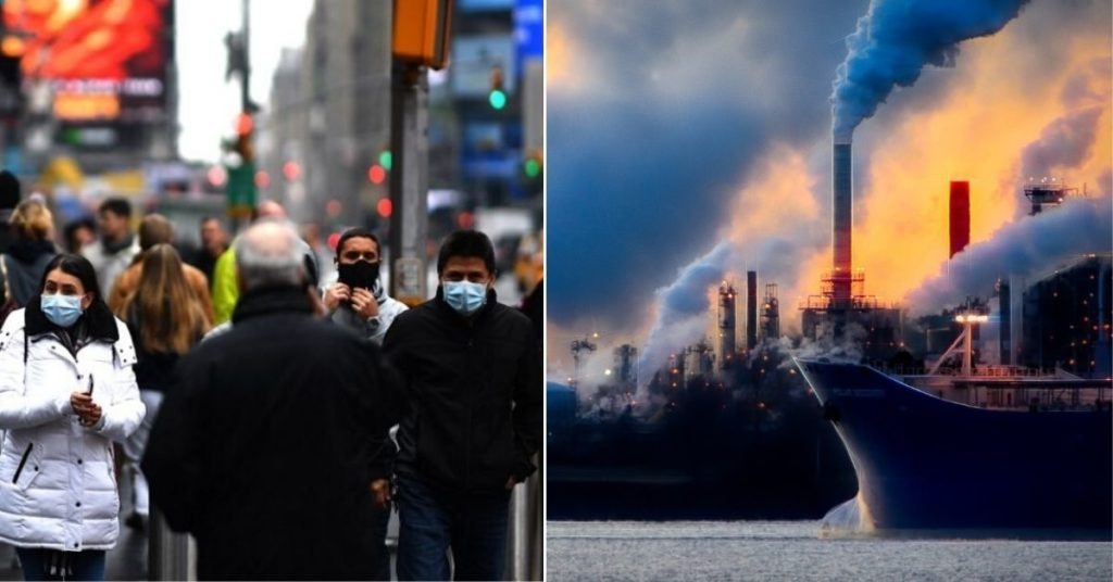 el cambio climático y su vínculo con el coronavirus