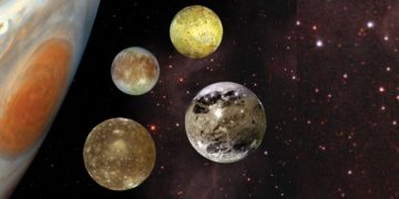 lunas de Júpiter