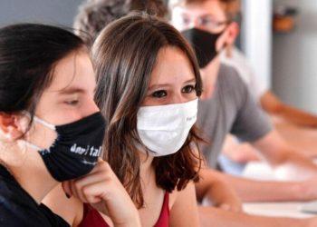 mascarilla de protección para el contagio del coronavirus
