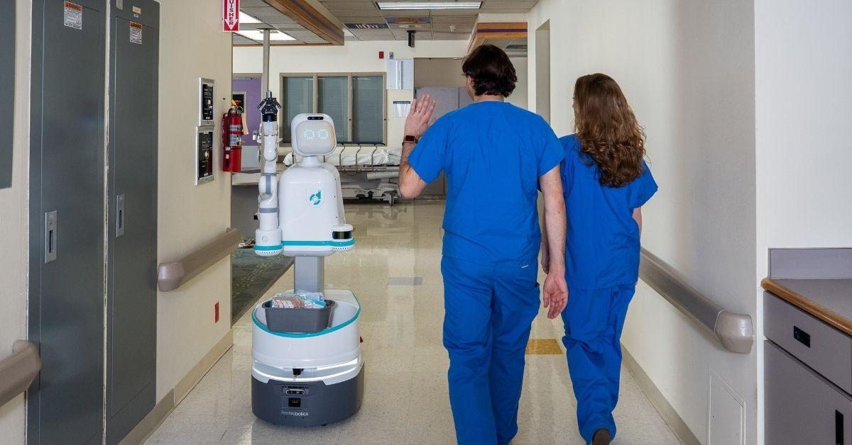 Robot Moxi