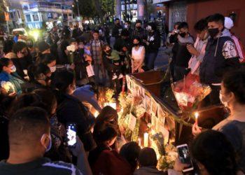"""Claudia López califica de """"masacre"""" las muertes en protestas"""