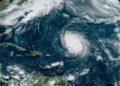 tormentas tropicales en la temporada de huracanes del Océano Atlántico