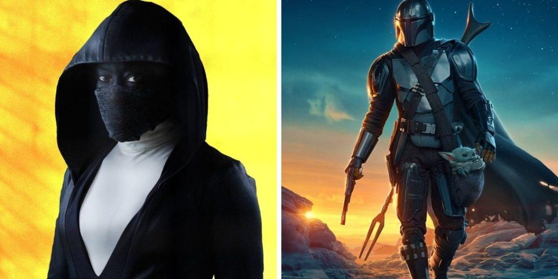 Watchmen y The Mandalorian