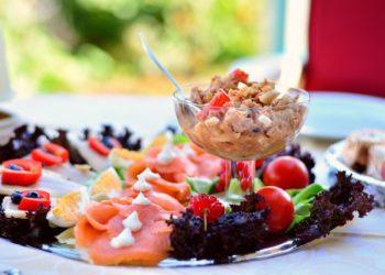 Cenas fitness con atún fáciles y sencillas