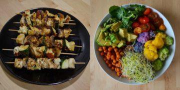 Recetas de comidas rápidas y saludables para tus cenas de dieta
