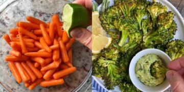 Acompañantes para tus comidas saludables y rápidas