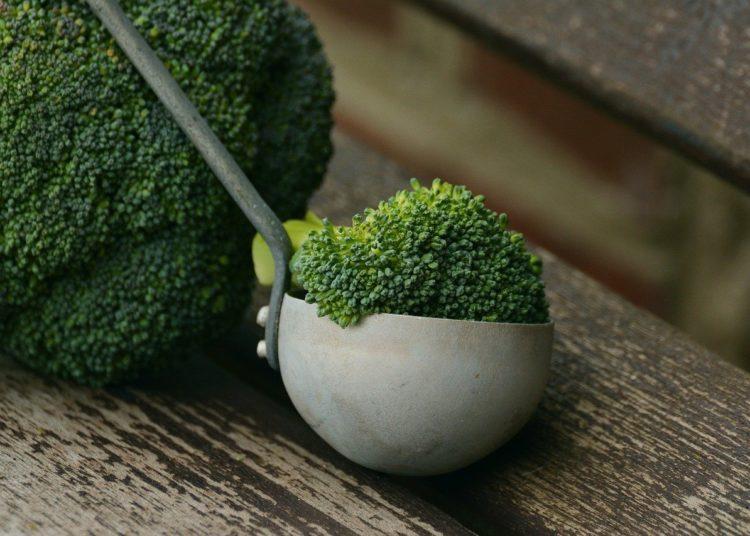 Brócoli crudo