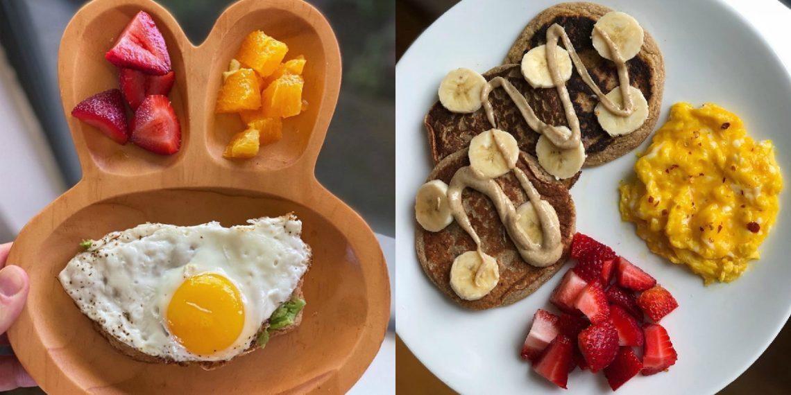 Guía de desayunos y recetas saludables para niños