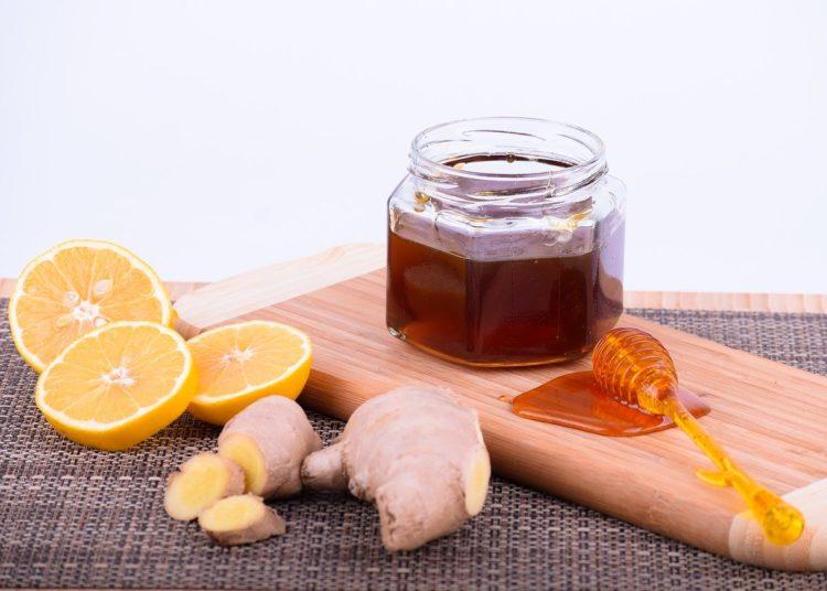 Jengibre, limón y miel