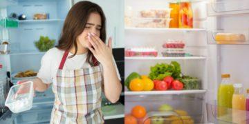 Cómo eliminar el mal olor de la nevera