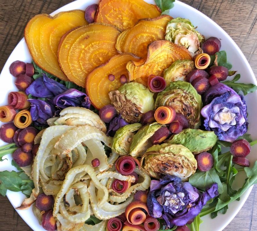 Recetas de ensaladas frescas, ricas, frías y fáciles de hacer