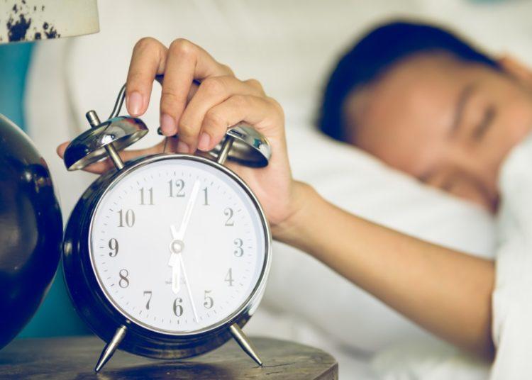 Efectos de la falta de sueño