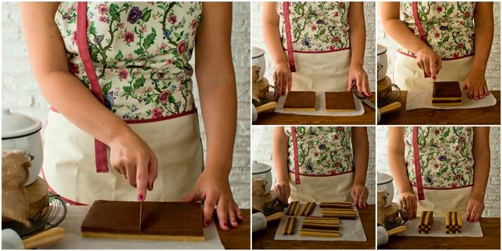 Proceso de elaboración de las galletas