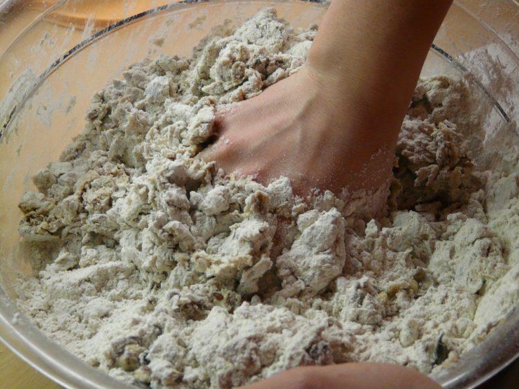 Preparación para recetas saladas o dulces