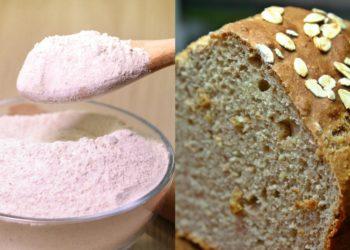 Receta para hacer harina de avena